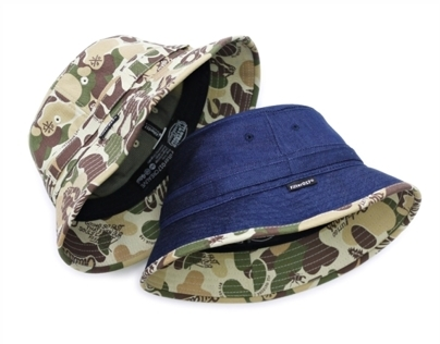 Filter017 Land Of Lost Camo Bucket Hat