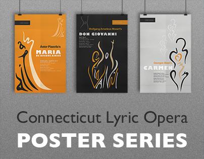 CLO: Opera Poster Series
