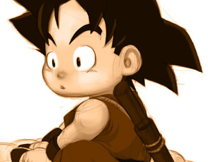 Dragon Ball Sketch