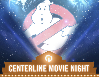 Centerline Movie Night Posters