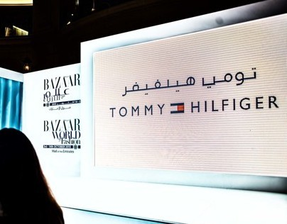 Tommy Hilfiger : Dubai Fashion