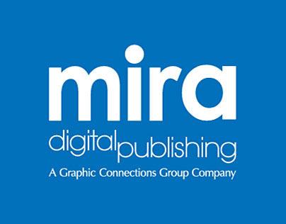 Mira Digital Publishing-Corporate Identity