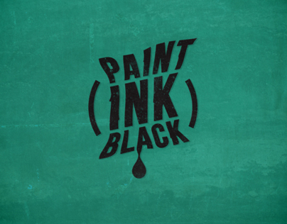 Paint Ink Black Tattoo & Piercing