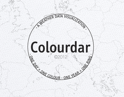 Colourdar - Calendario del clima.