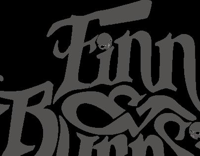 Finn & Burnsie, branded.