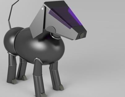 Perrobotillo (Futurama Robo-Puppy)