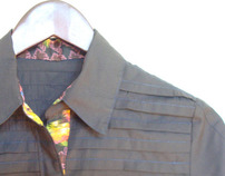 A different style Mens Wear Shirt