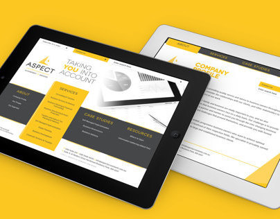 Aspect Branding and Website