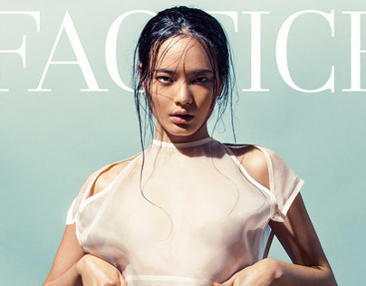 Factice Magazine: Sunshower