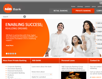 NIB Bank Limited