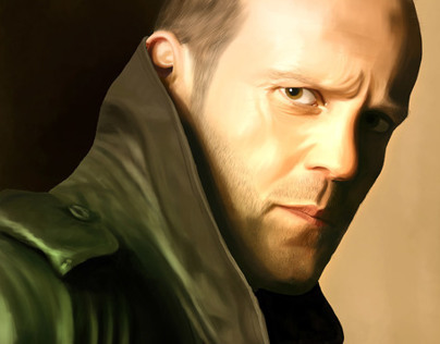 Jason Statham | Digital Painting