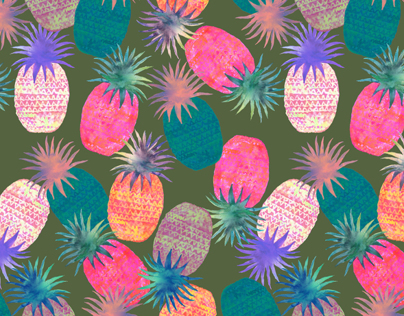Pineapple Prints