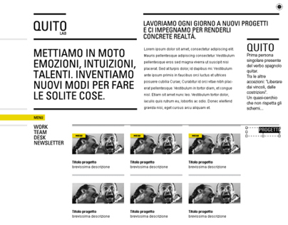 Quito Lab - Website