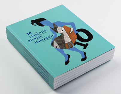 Exhibition Catalogue / Biennial of Illustration