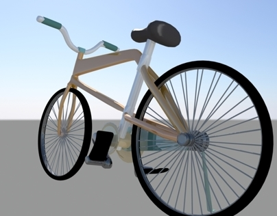 Model_bicycle
