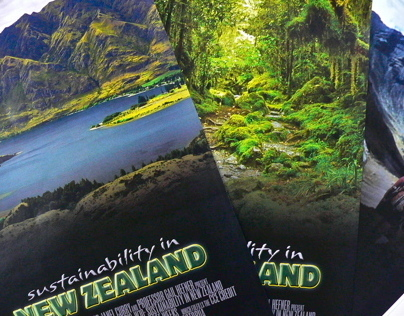 Calvin College: Sustainability in New Zealand