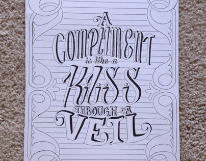 A Compliment..