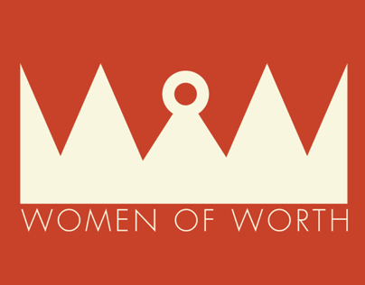 Women of Worth; Logo