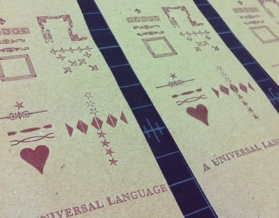 Universal Language | Design