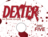 Dexter Seasons 1-4 on DVD