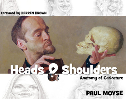 Heads & Shoulders- Anatomy of Caricature