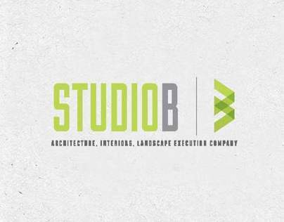 Architecture Corporate Identity - StudioB