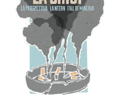 LA CRISI poster
