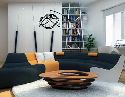 Little Flat Interior