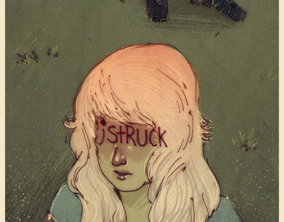 ;Struck (24 Hour Comic Day)