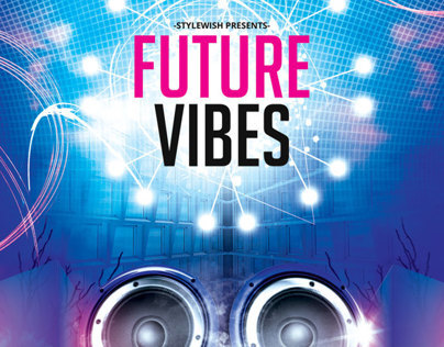Future Vibes Flyer