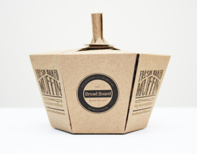 The Bread Board | Branding and Packaging