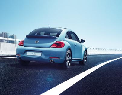 VW Beetle China