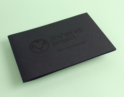 Minerva Project Direct Mail Brochure