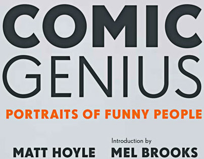 Comic Genius Video Sketches