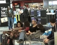 Beirut Duty Free Rocks Airport with Dabke Dance - Full