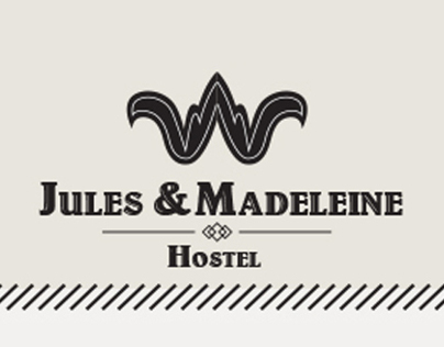Jules & Madeleine Hostel - Website