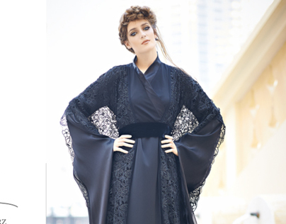 DARZ Abaya | 51 DEGREES FALL 2013