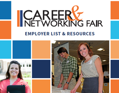 Career & Networking Fair Booklet