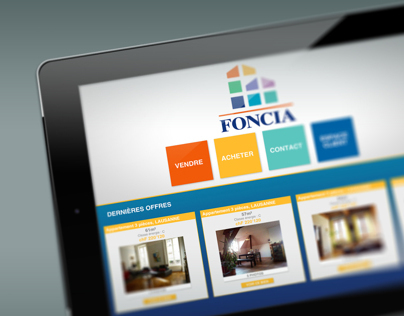 Application Foncia