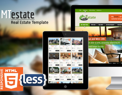 MT Real Estate Multipurpose HTML5 & CSS3 Template