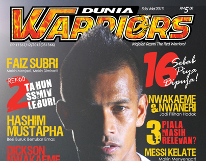 Dunia Warriors Magazine