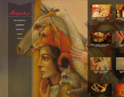 Aleksandrov Website