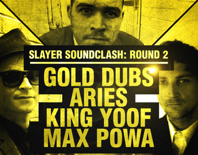 Slayer SoundClash 2