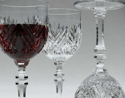 Wine Glass - Exclusive 3D Model for Sale - 3D Squirrel