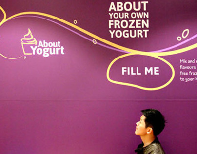 About Yogurt :: Rebranding