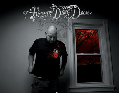 Sage Francis - Human the Death Dance, Cover