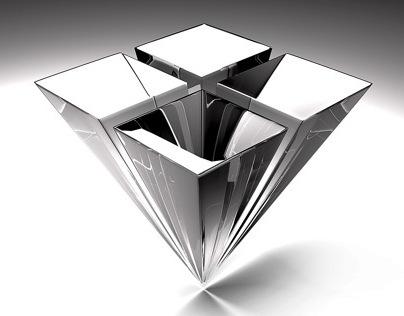 3D Brand design for LDI Group