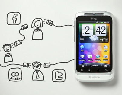HTC Wildfire S Training Video