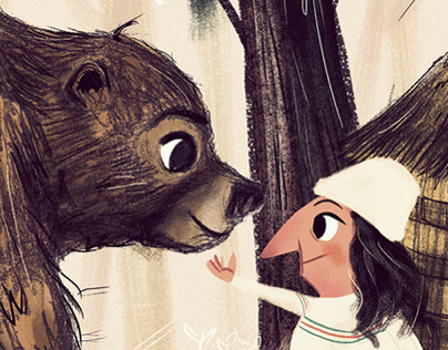 Big Bear Illustrations