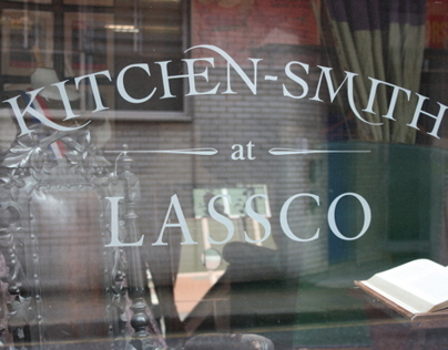 Marc Kitchen-Smith at Lassco